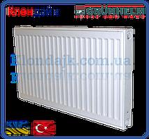 Радиатор стальной GRUNHELM бок.подкл. 22тип 500*600мм