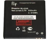 Аккумулятор (батарея) Fly E145TV, E157 / BL-4249 (950 mAh)