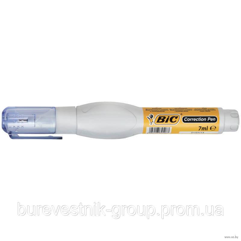 Корректор-ручка BIC 7 мл
