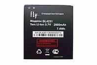 Аккумулятор (батарея) Fly IQ450, IQ450 Quattro Horizon 2 / BL-4251 (2000 mAh)