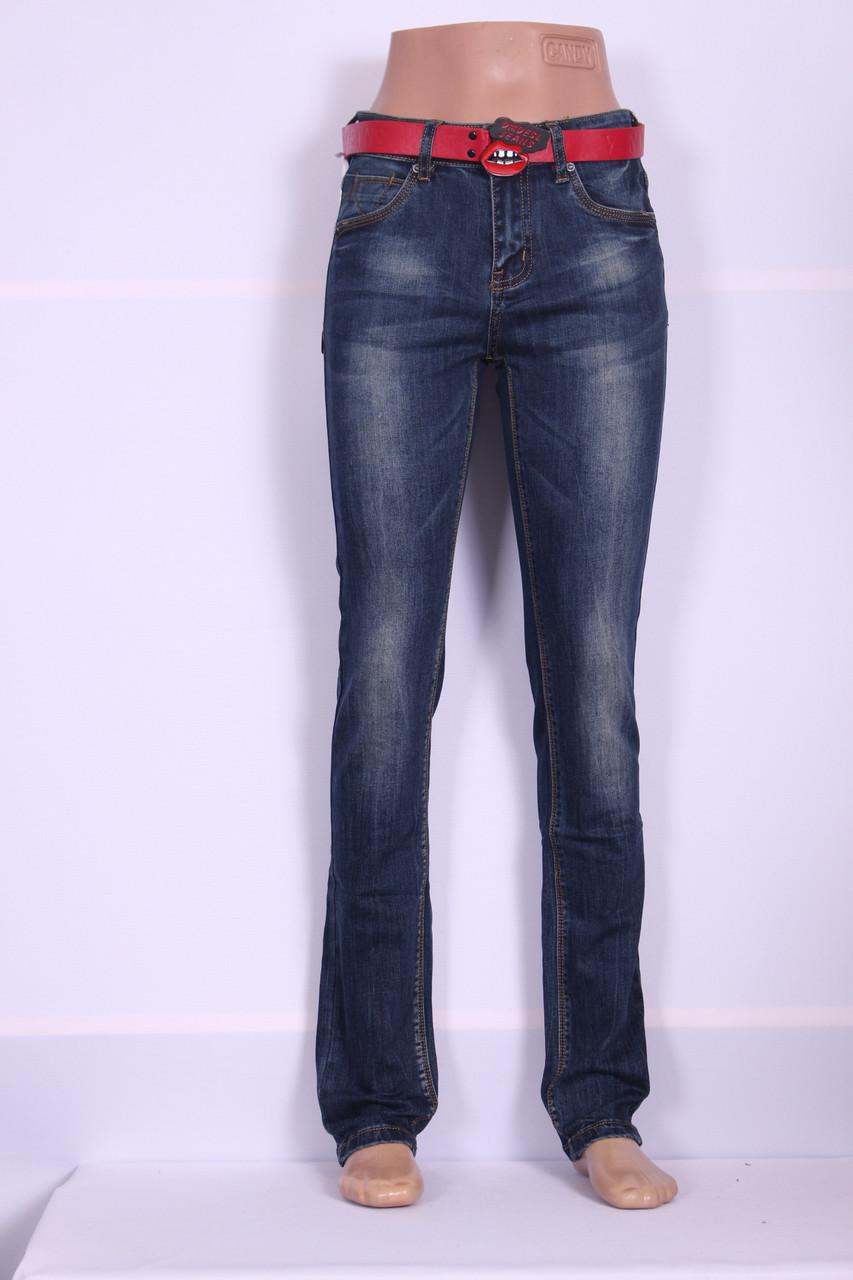 Женские джинсы с 28 по 33 размер LDM ( код 8708) больших размеров с высокой посадкой