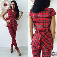 Модный женский костюм по цене производителя