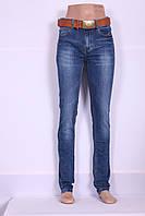 Женские джинсы  I.D.O ( код 05-729) больших размеров с высокой посадкой узкие