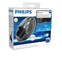 Светодиодные лампы Philips X-treme Ultinon H8 / H11 / H16 12V 6000K (12834UNIX2)