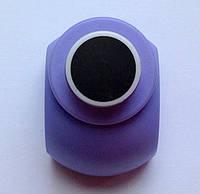 Дырокол фигурный Круг кнопка 1,8 см