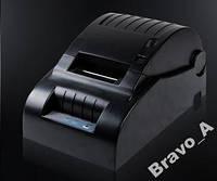 Термопринтер чековый принтер 58мм (выносной бок питпния)