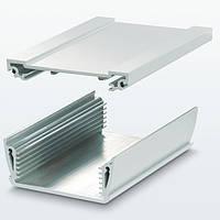 Алюминиевые корпуса и радиаторы
