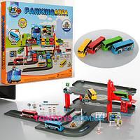 Игровой набор Паркинг для автобусов Тайо Parking area 660-207