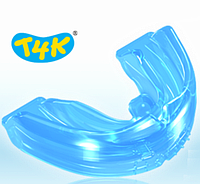 Преортодонтический трейнер T4K (мягкий, цвет: голубой)