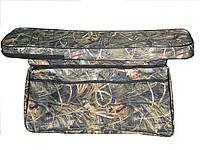 Сумка-багажник под сиденье с мягкой накладкой (75х20х4)
