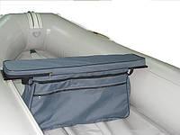 Сумка-багажник под сиденье с мягкой накладкой (65х23х2), фото 1