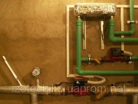 Система отопления — это совокупность технических элементов, предназначенных для получения, переноса и передачи во все обогреваемые помещения количества теплоты,