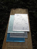 Плитка зеркальная зеленая, бронза, графит 200*250 фацет.зеркальная плитка в интерьере.