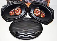 Автомобильная акустика Megavox MET-9674 300Вт 6х9 см.  Оптом! В наличии! Украина!