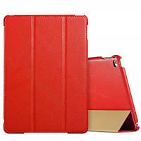 Чехол Icarer Litchi Series для iPad Air 2 красный