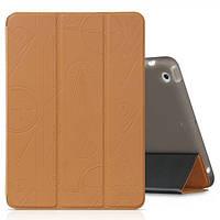 Чехол Hoco Cube series для iPad mini 3/2/1 коричневый