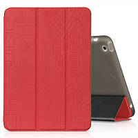Чехол Hoco Cube series для iPad mini 3/2/1 красный