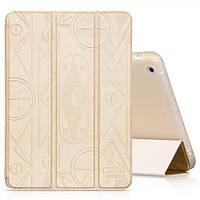 Чехол Hoco Cube series для iPad mini 3/2/1 золотой