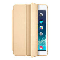 Чехол-книжка для Apple iPad mini 1/2/3 золотой