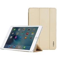Чехол rock Touch Series для iPad mini 4 золотой