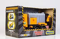 Мусоровоз Wader серии Middle truck (39312)