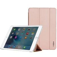Чехол rock Touch Series для iPad mini 4 розовое золото
