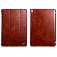 Чехол Icarer Vintage series для iPad mini 4 коричневый