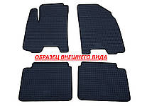 Резиновые ковры в салон Peugeot Bipper 08- (CLASIC) кт-4 шт.