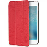 Чехол Hoco Cube series для iPad mini4 красный