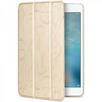 Чехол Hoco Cube series для iPad mini4 золотой