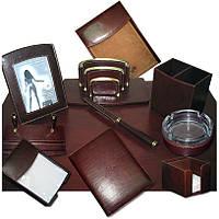 Настольный набор для руководителя 1806-11-S, 11 предметов