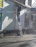 Ремонт защитных ролет, ремонт защитной ролеты, защитные ролеты, ремонт  защитного роллета в Киеве, ремонт защи