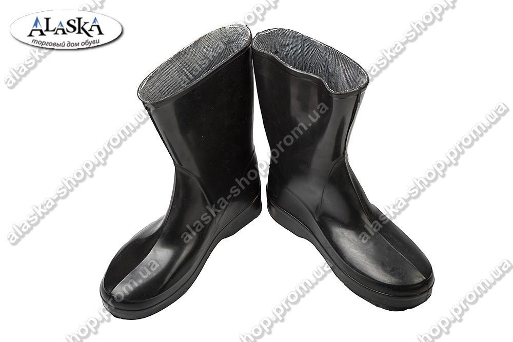 Женские сапоги (Код: СЖ-04 черный)