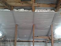 Утепление крыш жидким пенопластом