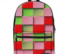 Рюкзаки с 3d принтом
