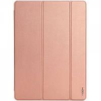 Чехол Rock Zip Touch Series для iPad Pro розовое золото
