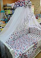 Комплект постельного белья Морской