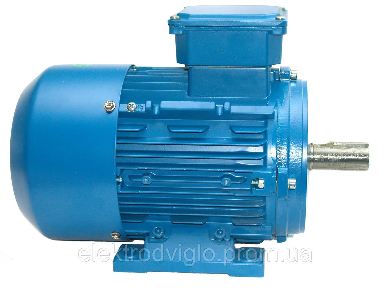 Электродвигатель АИР 180М8, фото 1