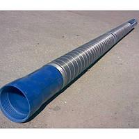 Фільтр для свердловин д. 125х2 фільтр 1,5 м Метал - Evci Plastik