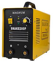 Аппараты сварочные Magnum SNAKE 200P 200A
