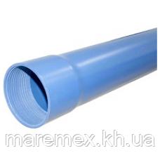 Труба для скважин обсадная д.125\3м (5,0) Синяя - Инсталпласт-ХВ