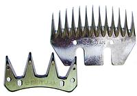 Ножи к машинке для стрижки овец ZXS301 и ZXS306