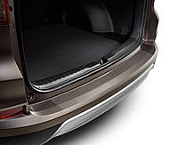 Honda CRV CR-V 2015-17 защитная наклейка аппликация на задний бампер новая оригинальная