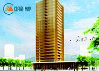 Первый деревянный небоскреб высотой 73 метра начнут строить в 2017 году