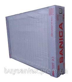Стальной панельный радиатор Sanica  500*900 тип 22