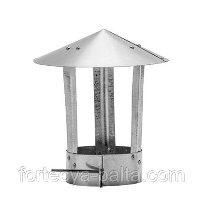 Зонт вентиляционный 130*140мм