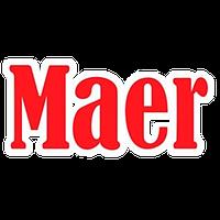 Труба для тёплого пола с кислородным барьером (Maer) Маер из сшитого полиэтилена  16/2
