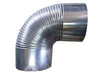 Отвод вентиляционный 150*90 нержавейка