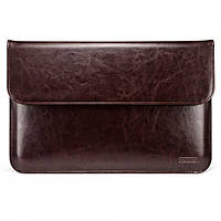 "Чехол для MacBook Air 11"" Genuine leather case coffee"