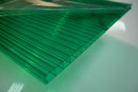 Поликарбонат POLYNEX зелёный  6мм
